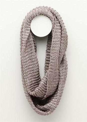 #TS14+ Sparkle Knit Scarf #plussize #curvy