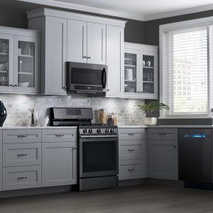 Luxury Samsung Black Stainless Kitchen Appliance Packages