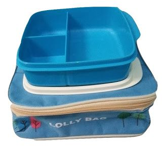 TOKO TUPPERWARE ONLINE : Tupperware Lolly Tup With Bag