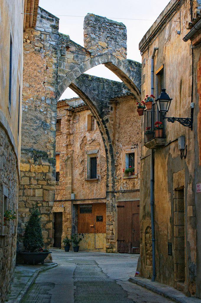 wanderthewood:  Vallbona de les Monges, Catalonia, Spain by Infinita Highway!