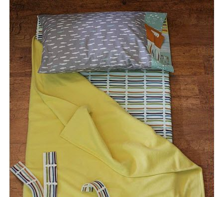 Tutorial: Toddler Nap Mat