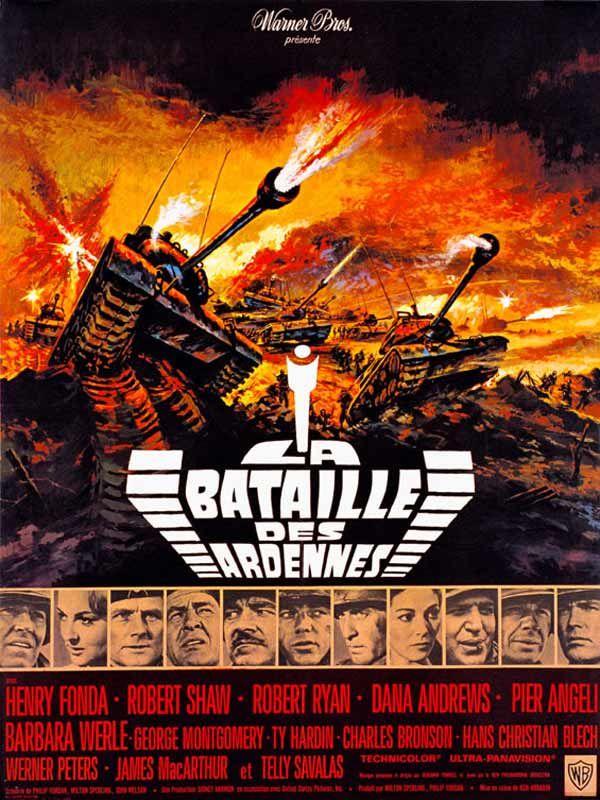 la batailles des ardennes film | La Bataille des Ardennes - film 1965 - AlloCiné