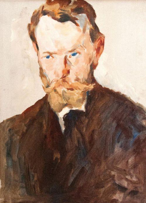 Josef Šíma (Czech, 1891-1971), Portrait of a Man (presumably...