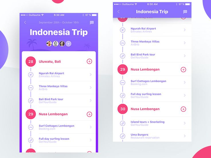 One exciting part of going on a trip is planning. I love planning trips, really. I've been looking for the perfect app that makes it easy to add hotels, flights, activities, locations & display...
