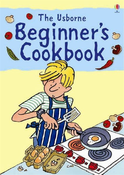 Vegetarian Cookbook Cover ~ Usborne books beginner s cookbook click here to view a