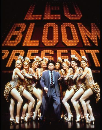 The Producers - Original Broadway Cast 2001 | The Official Masterworks Broadway Site