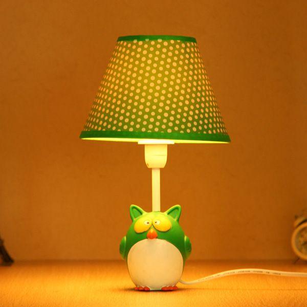 Kids Bedroom Owl Table Lamps #KidsLamps #KidsLights #KidsNightLights  #OwlTableLamps