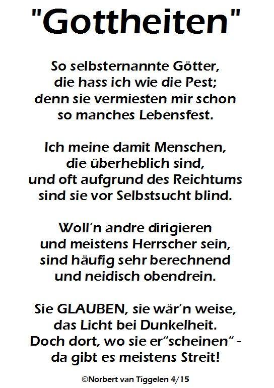 Lustiges gedicht dirigenten