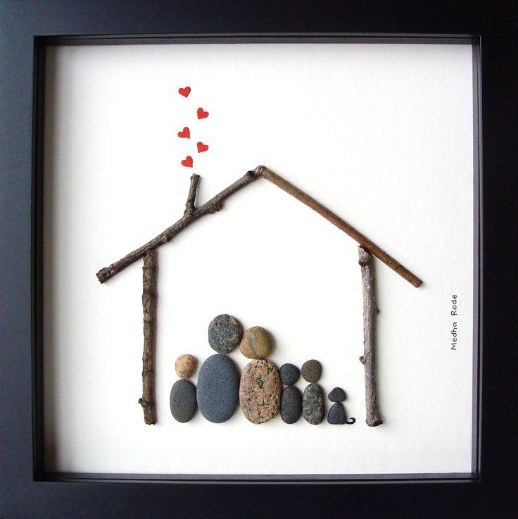 Die besten 25+ Liebhaber kunst Ideen auf Pinterest Diy collares - deko ideen kunstwerke heimischen vier wanden