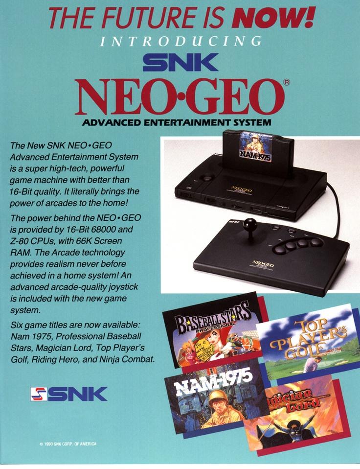 J'ai déjà vu cette fiche à l'époque vantant la SNK NEOGEO mais je ne sais plus où? présent dans la boite de la console? collé sur une borne d'arcade SNK ? je ne sais plus.