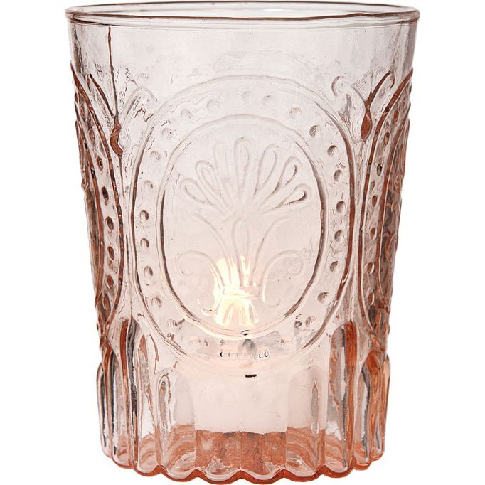 Pink Votive Candle Holders Wholesale