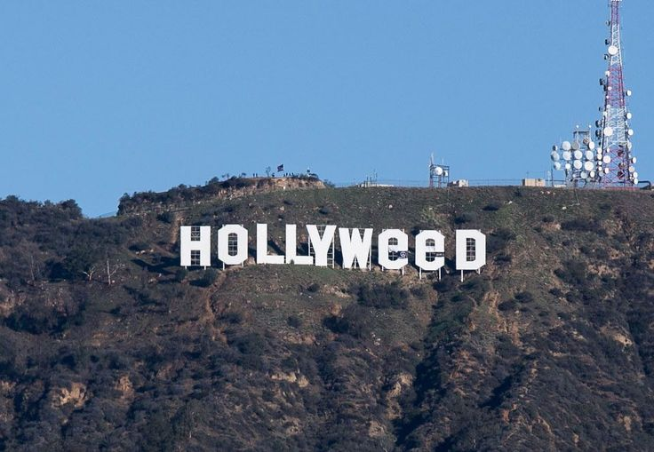 "Los Angeles police are looking for the suspect who altered the iconic Hollywood sign to read ""Hollyweed"" on New Year's Eve, according to multiple reports.  Sgt. Robert Payan with the Los Angeles Police Department's Security Services told Variety that officers stationed above the sign over night did not"