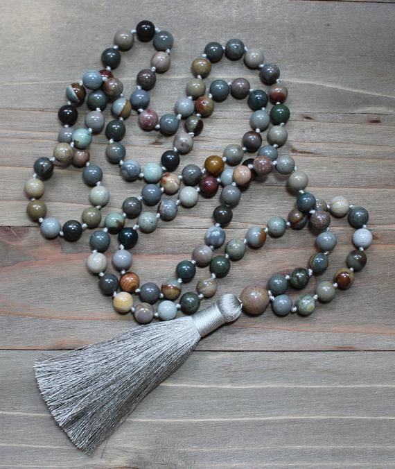 Pin On Mala Beads