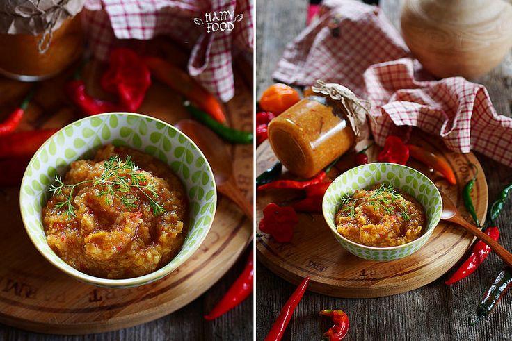 Остро-сладкий апельсиновый соус - HAPPYFOOD
