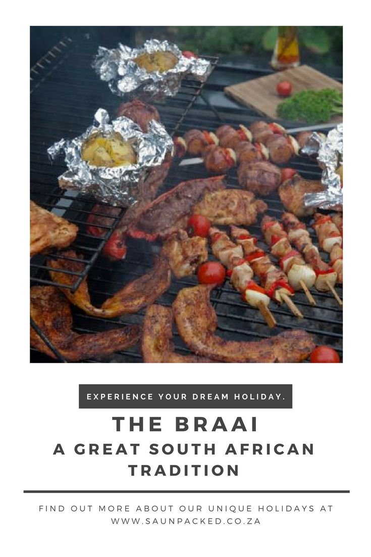 The Braai for South Africans is a serious matter. Here's our first hand experience where we found friends and a place to live.