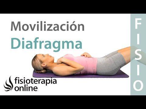 Ejercicios para liberar la tensión del diafragma | Fisioterapia Online