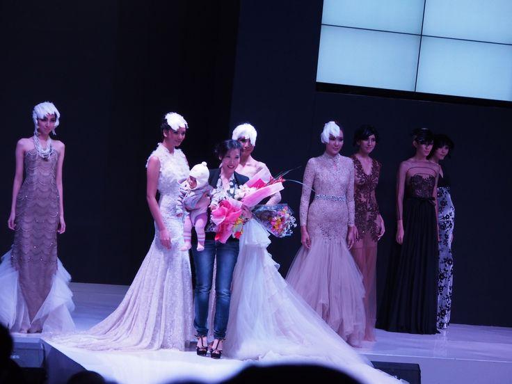 Designer Sisca Tjong