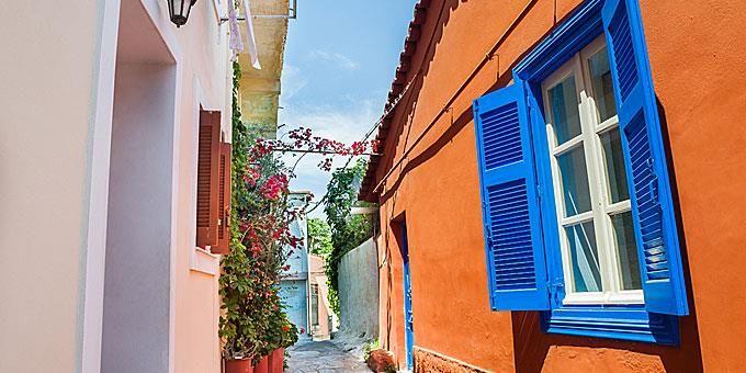 Υπέροχες διαδρομές για περπάτημα στην Αθήνα