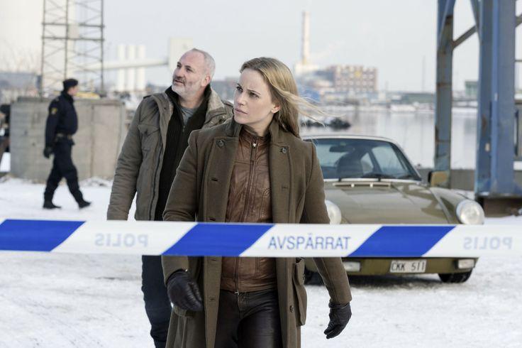 'Saga Noren, Martin Rohde Reunited For Series 2 Of Swedish-Danish Crime Drama
