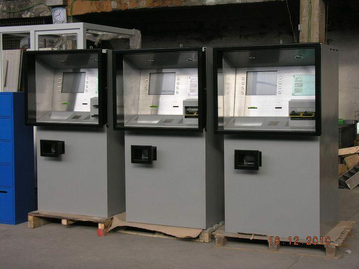 Mecatel SRL - Bank machines (ATM)