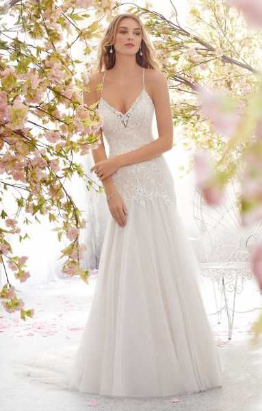 7dce1fdf72b Mori Lee Bridal 6895 Wedding Dress - Part of the Voyage collection ...