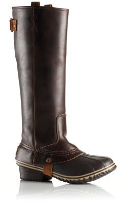 This timeless waterproof, insulated PAC boot channels the classic style of an equestrian riding boot while keeping feet dry and warm in inclement weather. Ideal for everyday wear, the full-grain leather upper and iconic rubber shell create a protective foot environment while the molded EVA footbed and integrated arch support provide lasting comfort.
