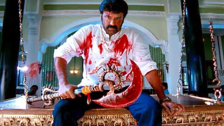 Balayya's Legend - 30 Sec Latest Teaser - watch at The Hans India http://www.thehansindia.com/posts/index/2014-03-28/Balayyas-Legend-movie-review-rating-90306