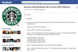 The 6 Biggest Facebook Scams