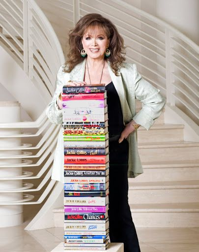 jackie collins - Google Search