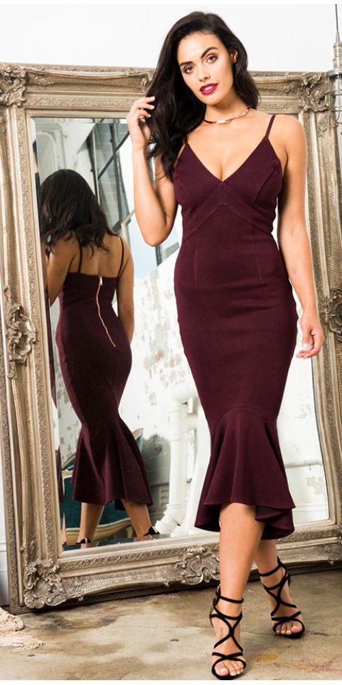 Fresh Soul - Dignified Dress