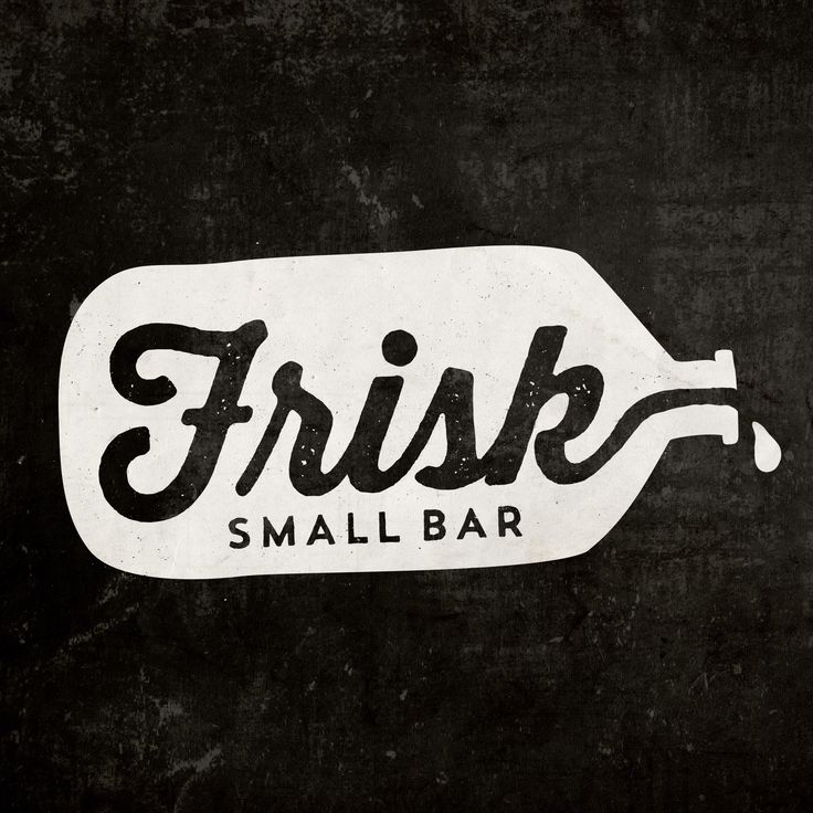 Frisk small bar logo