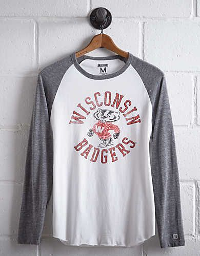 Back in the 1820's, Wisconsin miners lived in tunnels burrowed into hills during the winter. Today's tenacious Badger's football team honors their legacy.
