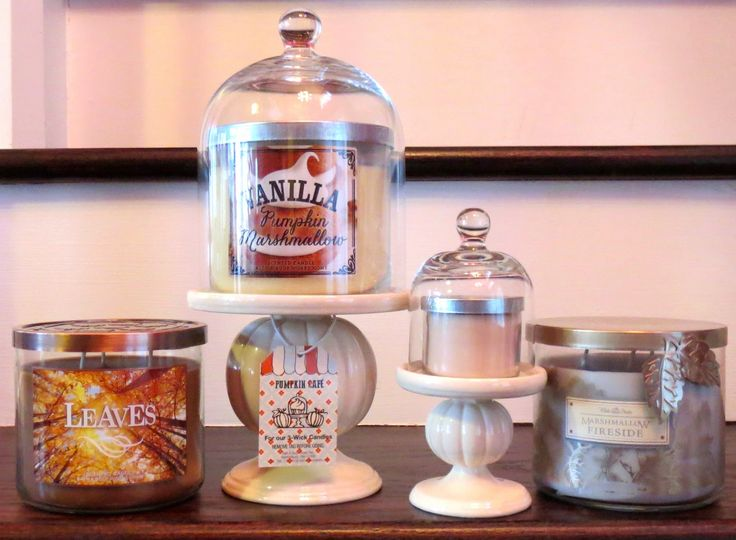 Bath & Body Works - Fall Haul 2014  #LuvBBW #candleholder #pumpkincafe #candle #vanilla #threewickcandle #3wickcandle #fall #coupon #bargain #marshmallowfireside #leaves #vanillapumpkinmarshmallow #limitededition