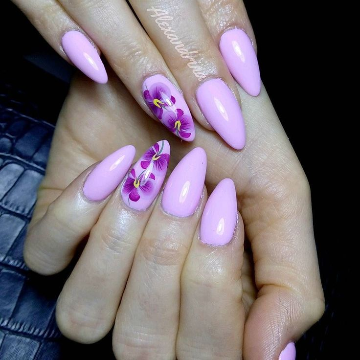 #scra2chfashion @scra2ch #nailart #nailextensions #nails #unghie #pinknails #barbie #rosa #nailblogger #fashionnails #orchidea #orchids #nailstagram #nailgram #instanails #igdaily #girlythings #trend #nails2016 #flowernails #fashiongram #bloggerstyle #styles by _nailartist_alexa_