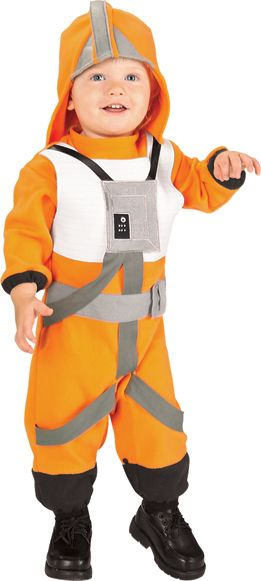 Awesome Costumes X-Wing Fighter Pilot Toddler Costume just added...