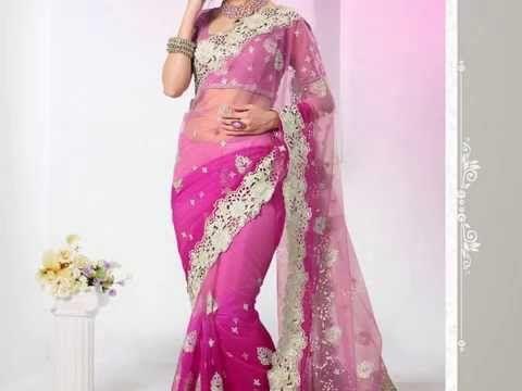 Latest Designer Sarees |Wedding Sarees 2014|Buy Sarees Online #DesignerLehengaSarees