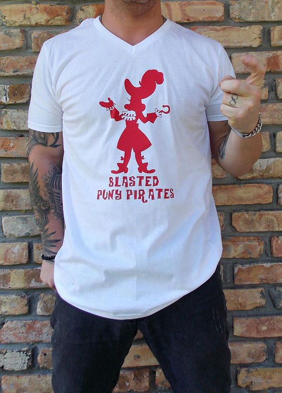 Personalized Captain Hook T-Shirt