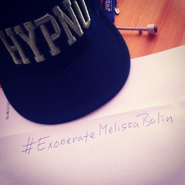 Czech rap superstar Hugo Toxxx Tweets to #ExonerateMelissaBalin @Hypno808 & Praha RESPEKT!  Represent!