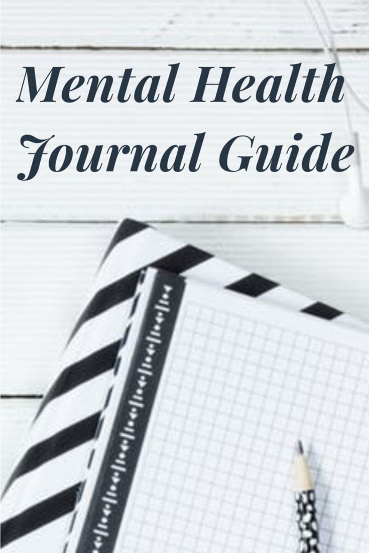 journaling prompts for mental health pdf