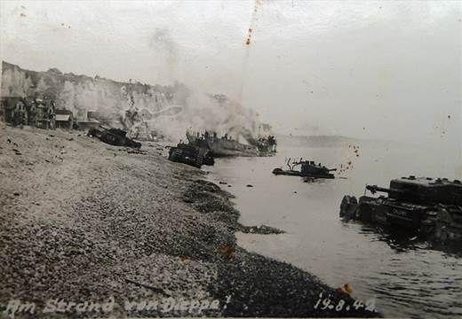 Image result for Dieppe Raid Photos