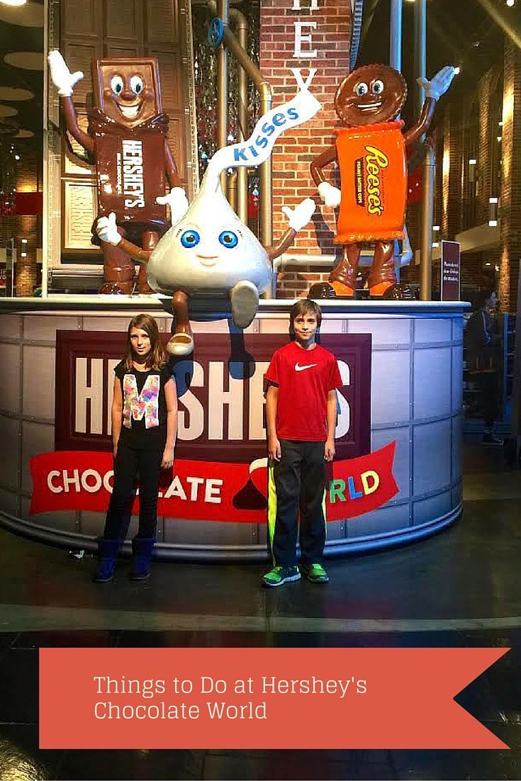 110 best Hershey's Choclate World images on Pinterest | Chocolate ...