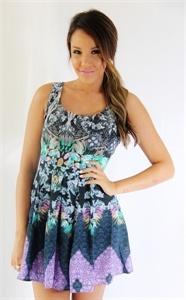 Paradiso Dress - Shugah Boutique