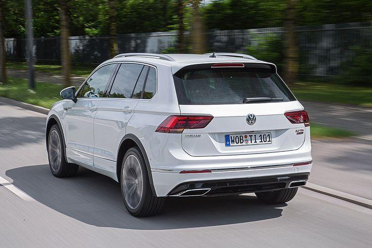 VW Tiguan (2016) im Test: Fahrbericht