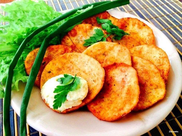 Фото к рецепту: Домашние чипсы Принглс