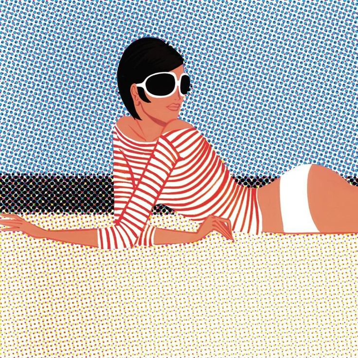 Call me old school . . . Jordi Labanda Illustration