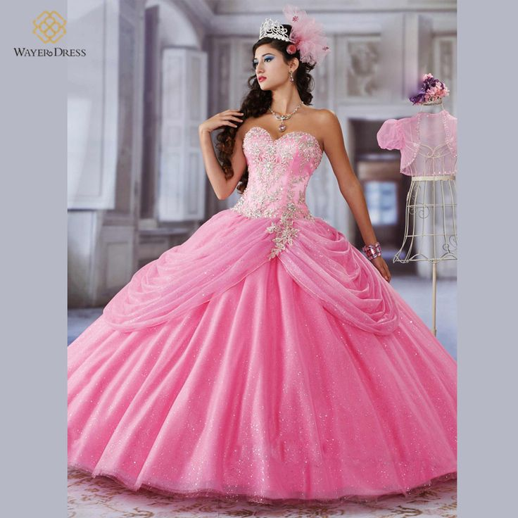 7 best mis hermosos 15 images on Pinterest | Prom gowns, Quince ...