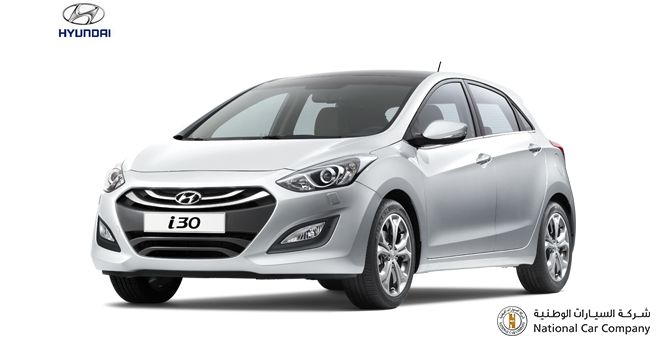 2014 Hyundai i30, Stylish and smart i30 #Hyundaii30, #HyundaiQatar