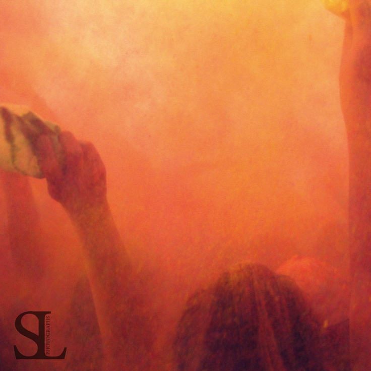 Holi Festival Munich12 - Im Nebel