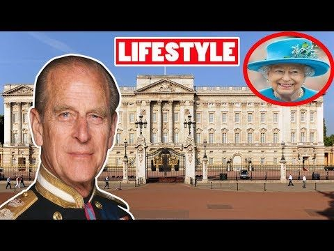 Prince Philip Lifestyle, Queen Elizabeth, Net Worth, House, Cars, Age An...