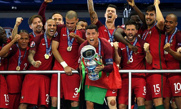 Joao Mario: Where are rest of Portugal Euro 2016 winners?